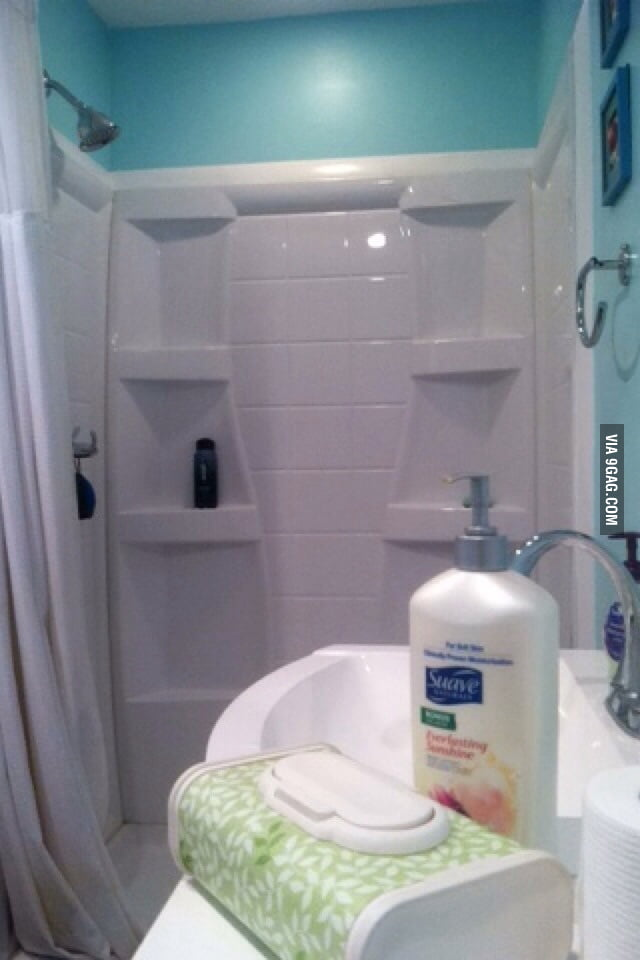 My friend texted me this from my bathroom saying i didn for Bathroom 9gag