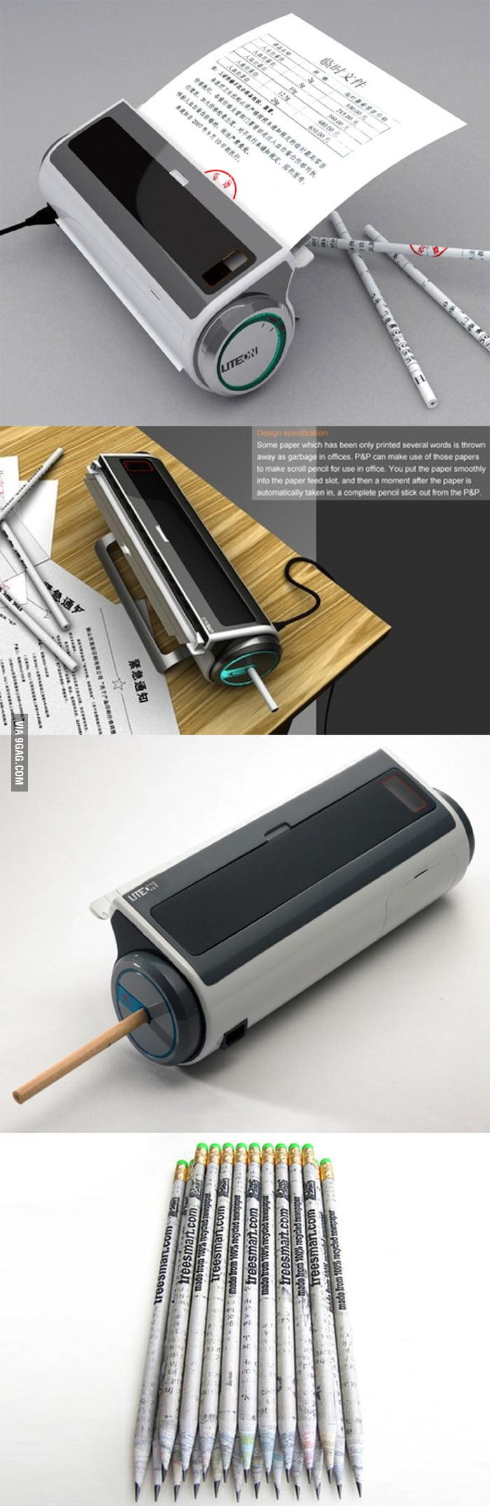 into paper machine