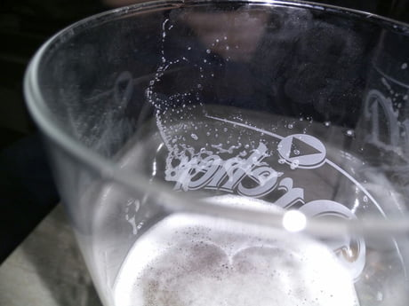 Can you see the deer in my beer?