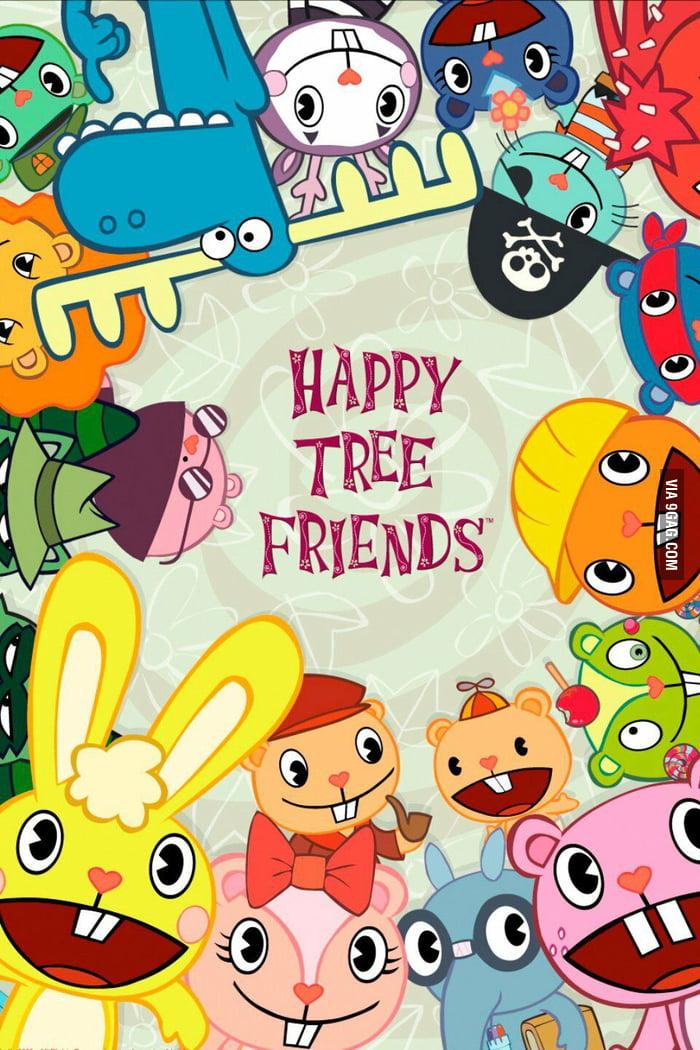 Alfa img - showing happy tree friends creator game