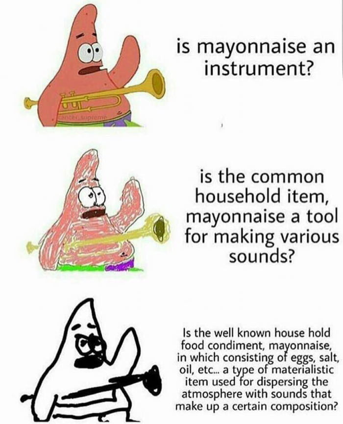 Mayonnaise - 9GAG
