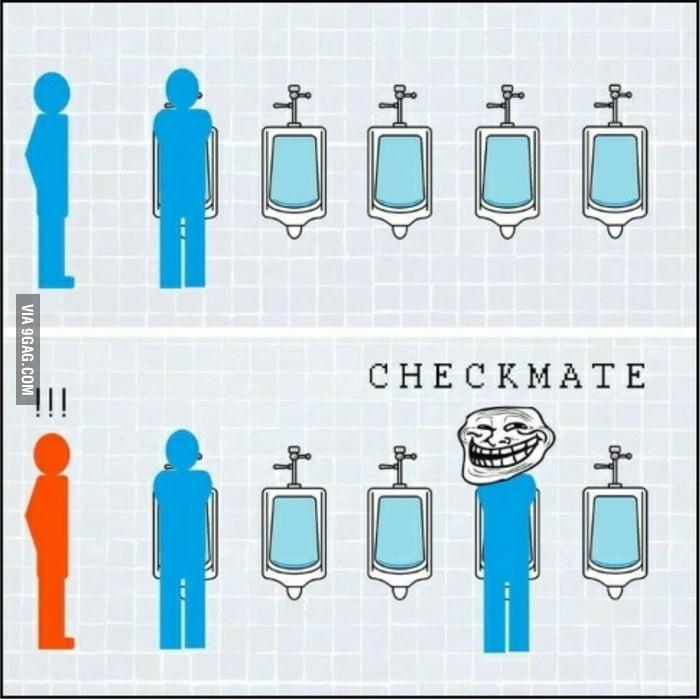 Bathroom chess funny for Bathroom 9gag