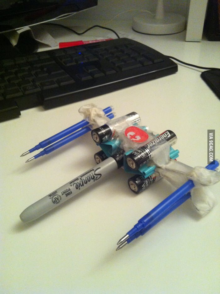 Star Wars X-Wing OFFICE EDITION