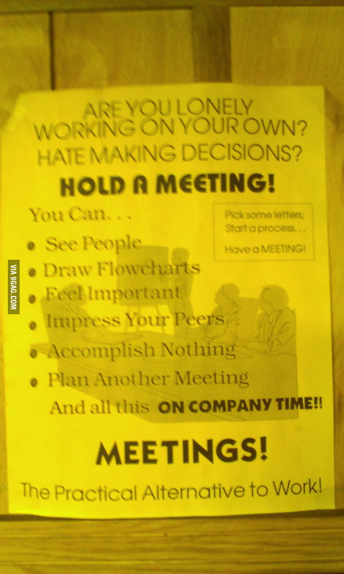 Found this in the conference room at my new job