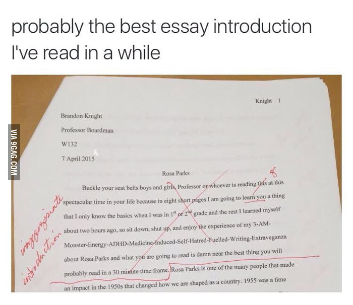 I have a question about an essay that i'm writing?