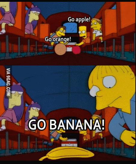 Go Banana!!