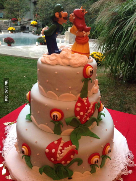 Friend just got married. Nailed the cake.