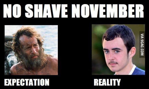 Image result for no shave november