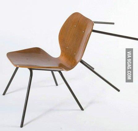 Finally, a safe chair
