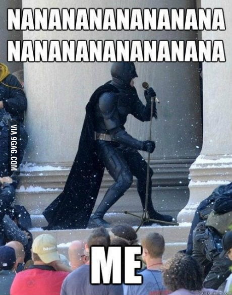 Nanana!