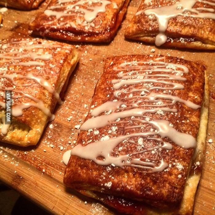 how to make homemade tarts