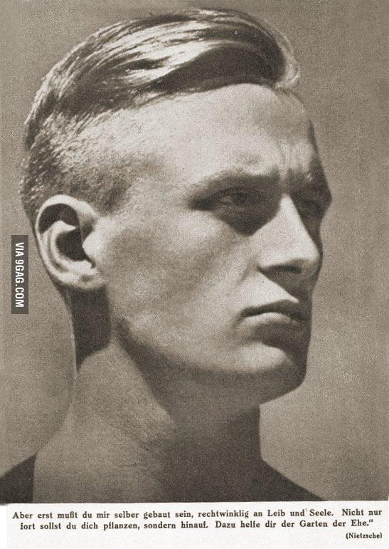 german soldier haircut - photo #22