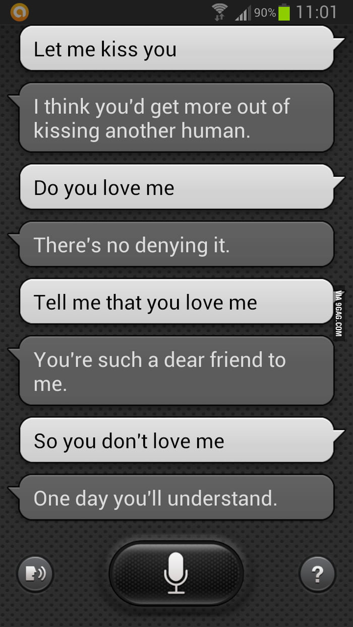 Friendzoned by S-Voice ...