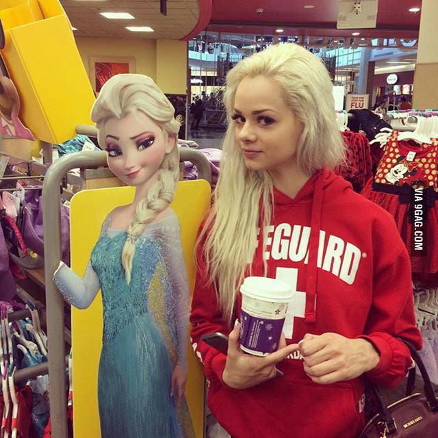 Elsa Jean - 9GAG