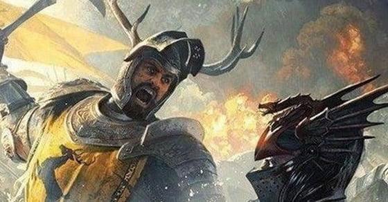 robert baratheon fighting rhaegar targaryen at the trident 9gag