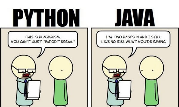 If coding language were an essay...