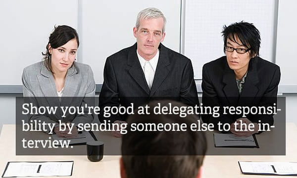 20 Essential Job Interview Tips
