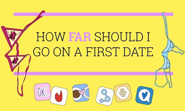 How far should you go christian dating