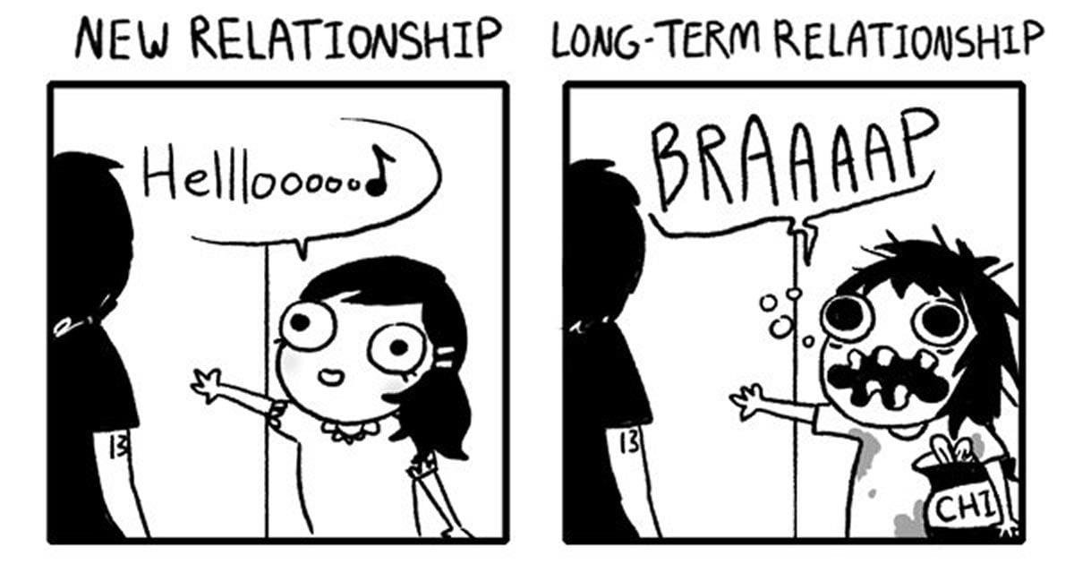 long term relationship barbie 9gag