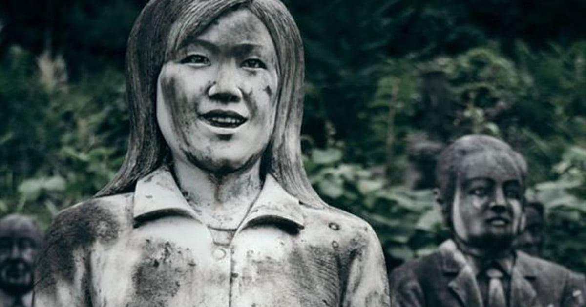 "Japanese photographer stumbles into a ""forbidden village"""