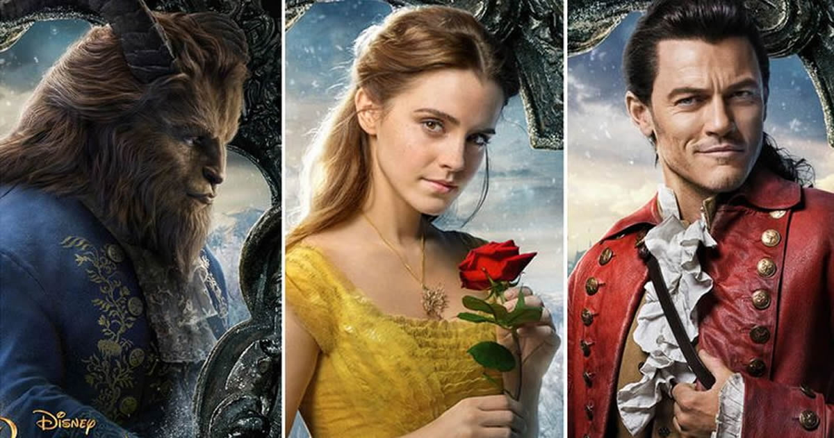 romance and aggression in the movie beauty and the beast