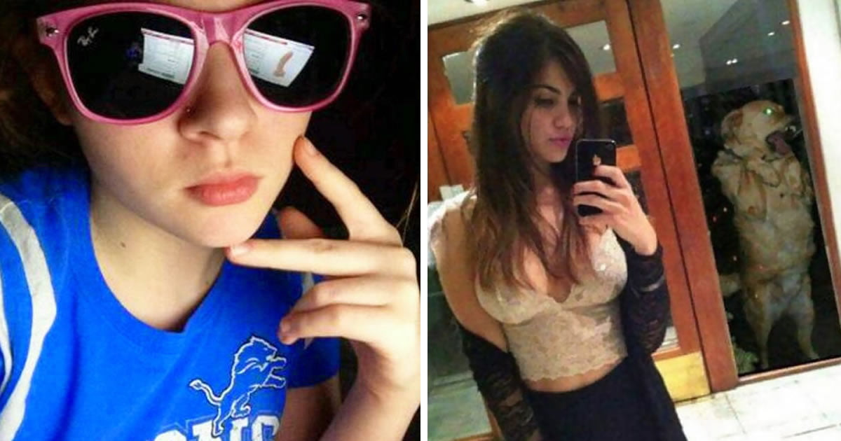 20+ Worst Selfie Fails By Careless People Who Forgot To Check The Background