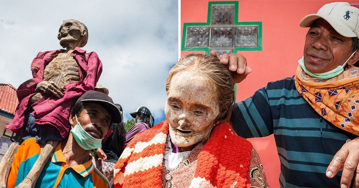 [Walking Dead Festival] Villagers Dig Up Relatives' Corpses In Hope It Will Bring Good Harvest