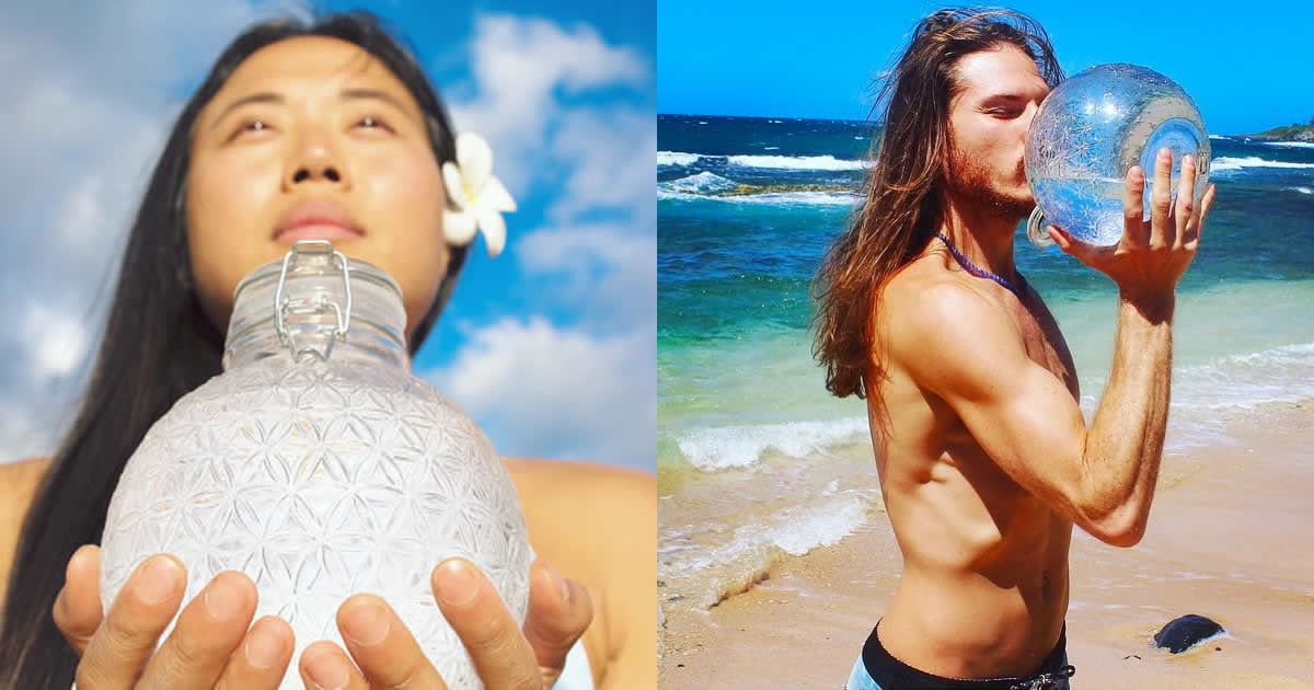 Raw Water Is The Idiotic New Health Trendody Should Try