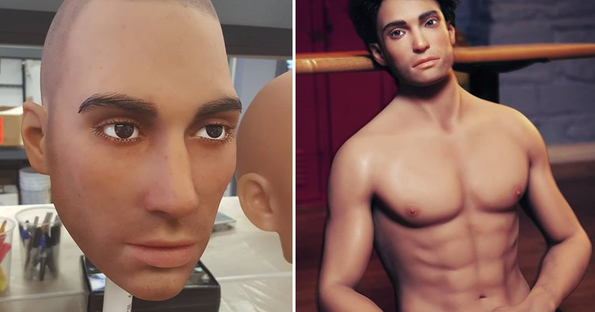 Male Sex Robots With Unstoppable Bionic Penises Are Coming This Year