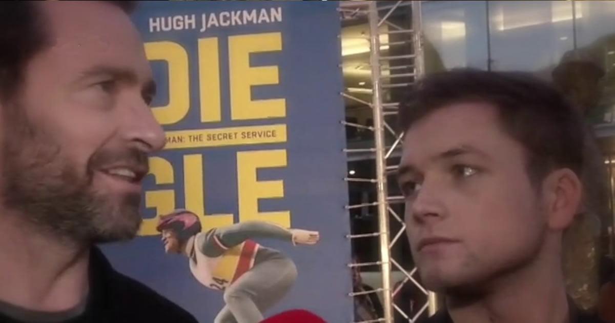 Hugh Jackman homo pornoaTee itse Squirt