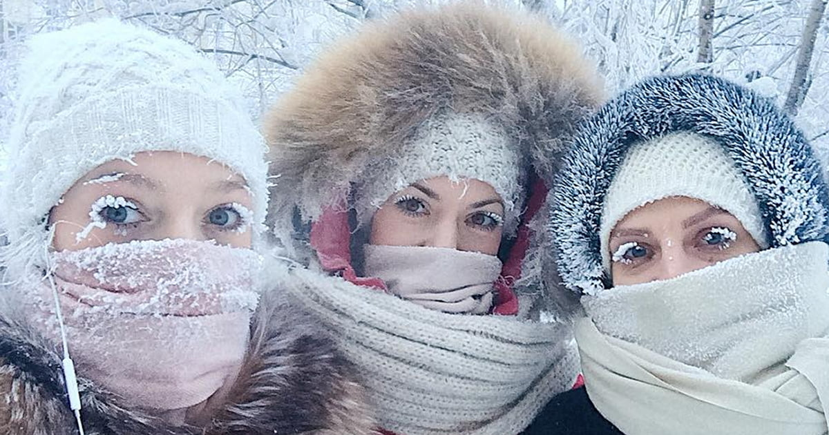 The Survival Guide At -60 Celsius From Russia's Coldest Region