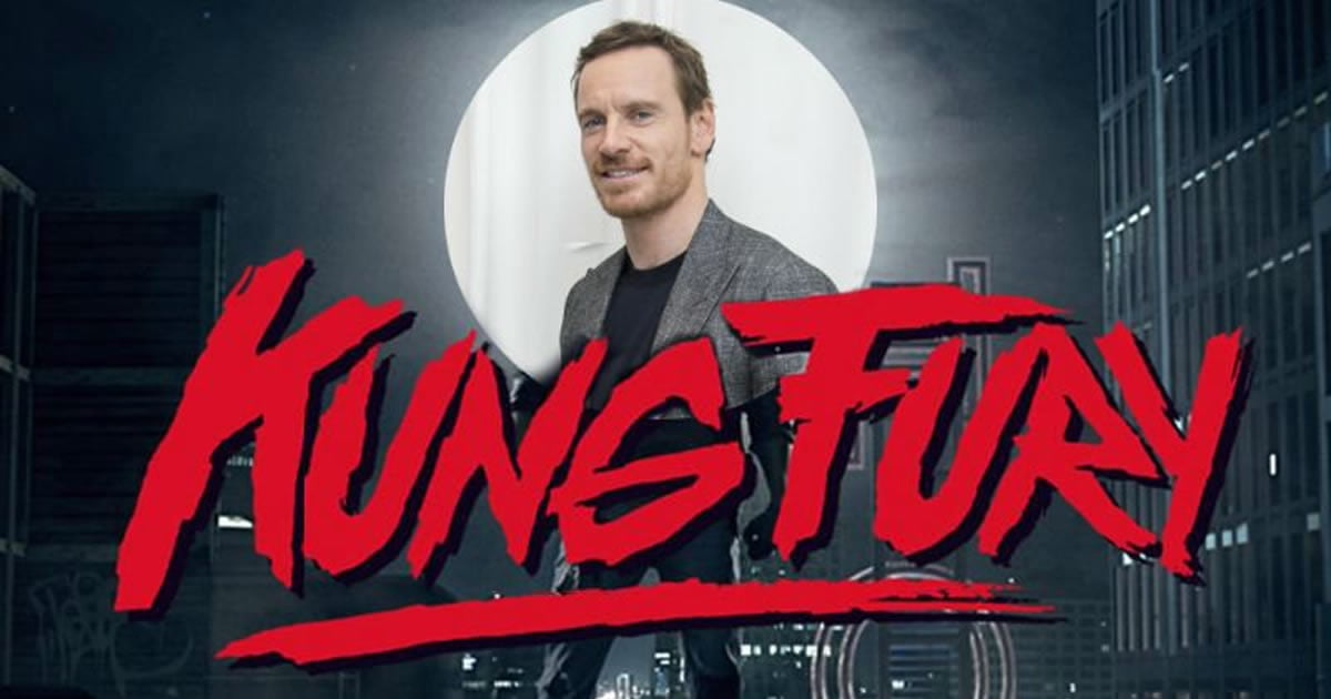 Michael Fassbender Is Going To Star In Feature-Length Kung Fury