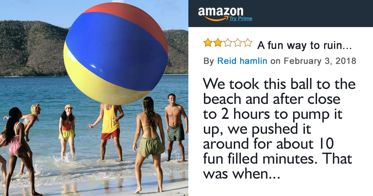 10+ Humorous Product Reviews That Will Make You Want To Get Them Immediately