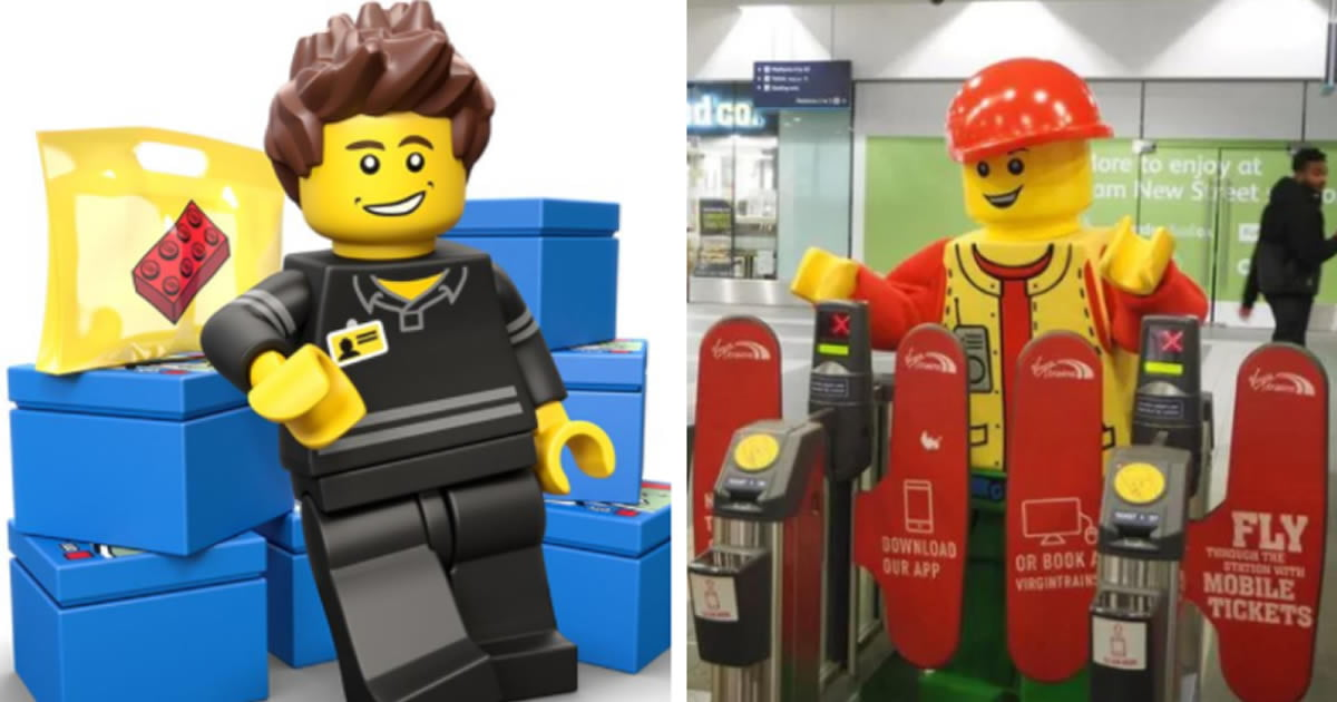 LEGO Is Looking For Someone To Play With Bricks For $37,000 per Year