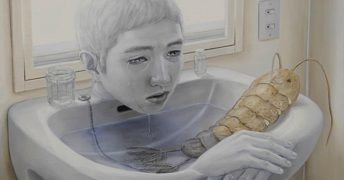 No One Illustrates Helplessness And Isolation Like Tetsuya Ishida Does