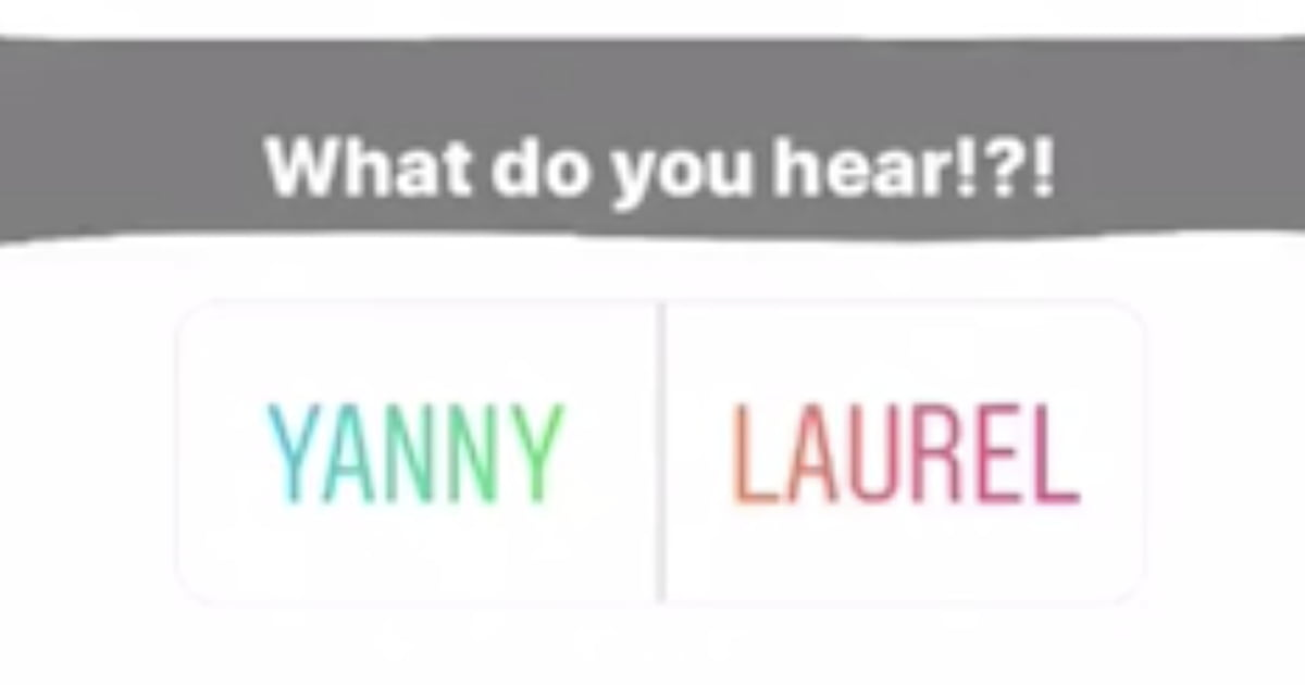 Why No One Can Decide If This Audio Says 'Yanny' or 'Laurel', Explained