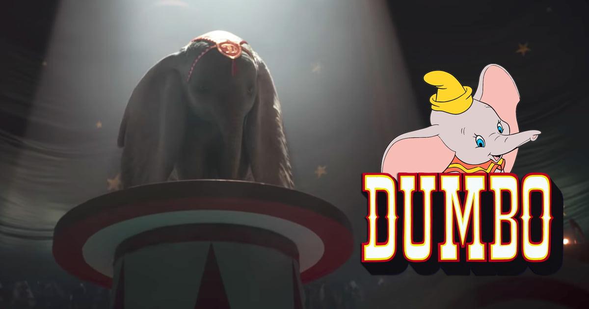 Tim Burton's Live-Action Dumbo Remake Drops First Trailer