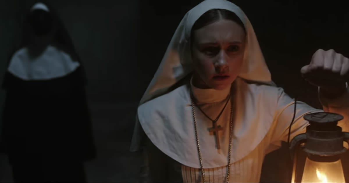 """The Nun"" Trailer Restores You Faith In The Evil Conjuring Universe"