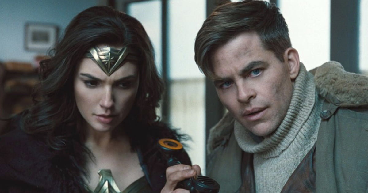 Chris Pine Makes Surprise Return In Wonder Woman Set In 1984