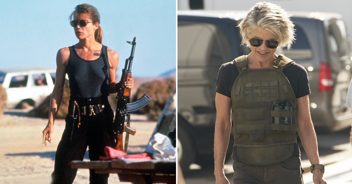 Linda Hamilton Is Back As Sarah Connor In 'Terminator 6'