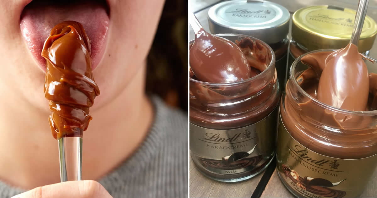 Lindt Has Launched A Chocolate Spread To Compete Against