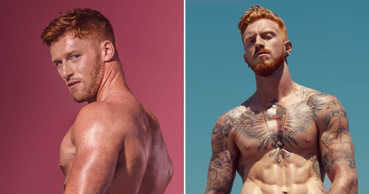 Red Hot Calendar Is Looking For Gingers To Strip Off For Prostate Cancer Awareness Campaign