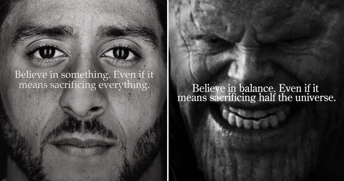 Colin Kaepernick S Nike Ad Has Become A Huge Meme Here Re 12 Of Them 9gag