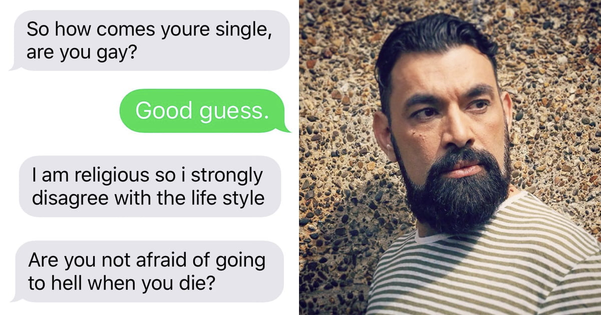 Man Gets Turned Down From Adopting A Rescue Cat Because He's Gay