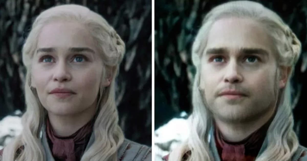 Snapchat S Gender Swap Filter On Game Of Thrones Characters Is Hilarious