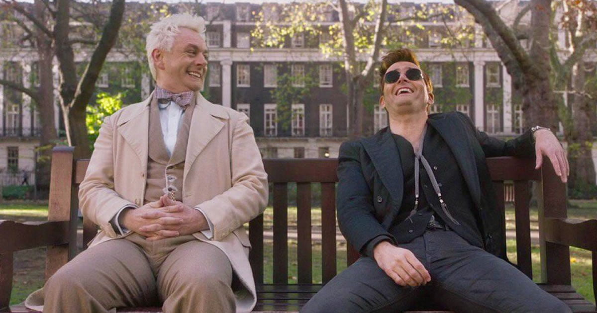20,000+ People Petitioned Netflix to Cancel Amazon Prime's 'Good Omens'