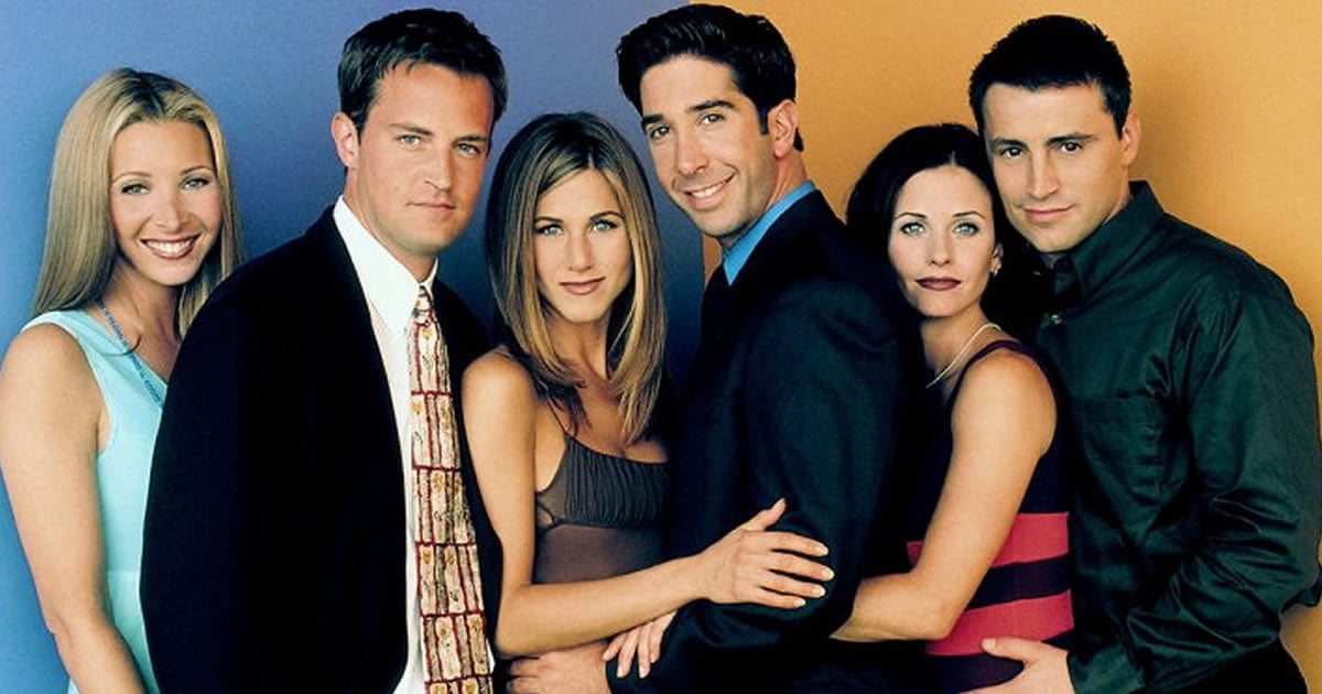 Friends Will No Longer Be Available On Netflix Starting In 2020