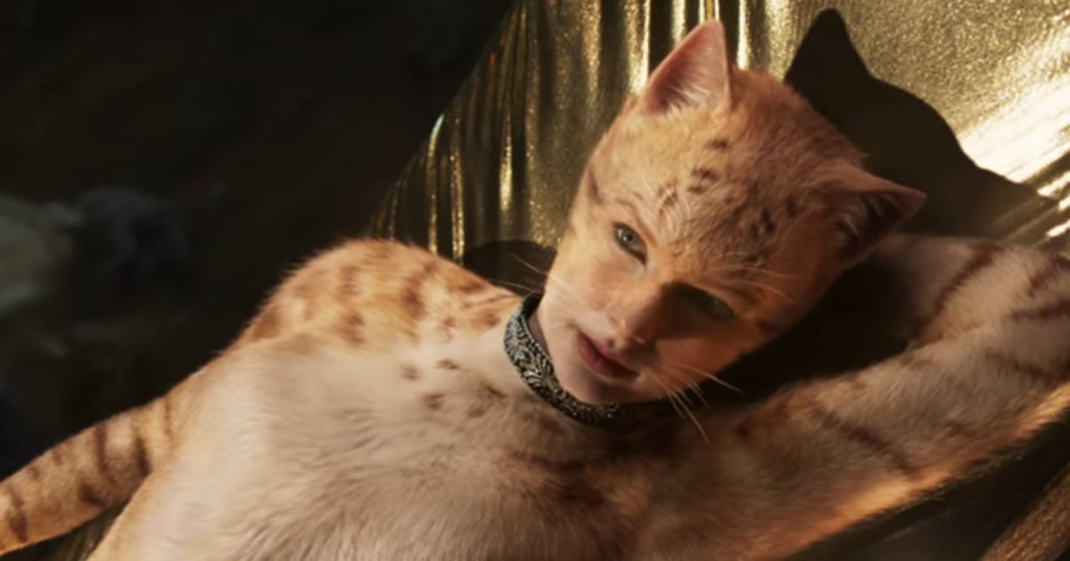 """The Character Design In """"Cats"""" Trailer Is Nightmare-Inducing"""