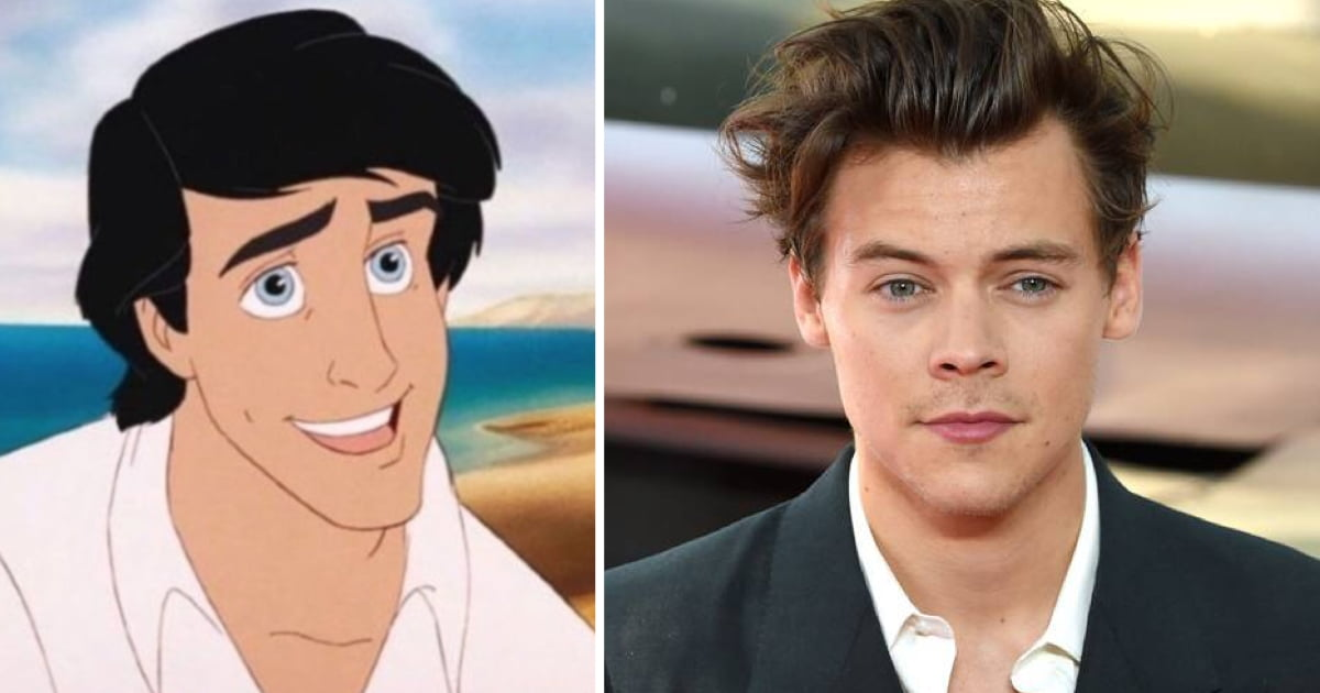 Harry Styles Declined Role Of Prince Eric In Live-Action 'Little Mermaid'
