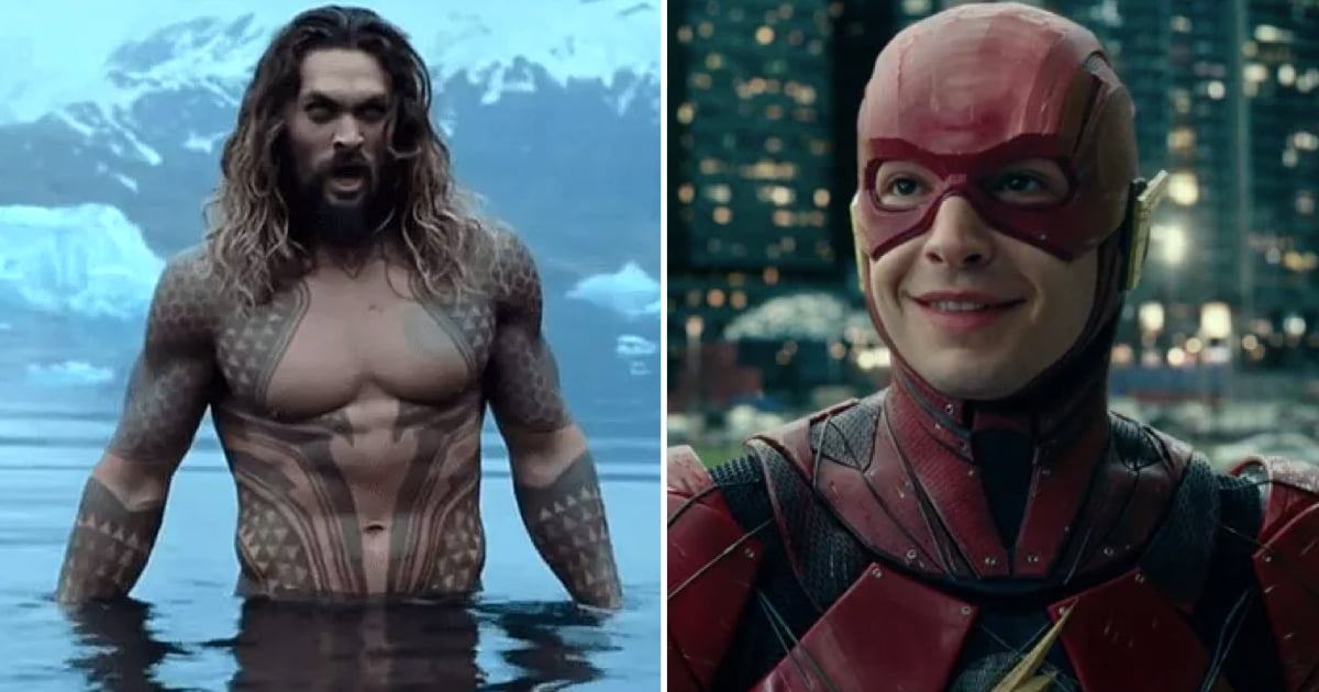 Ezra Miller Joins 'Justice League' Co-Star Jason Momoa In Hawaii Protest